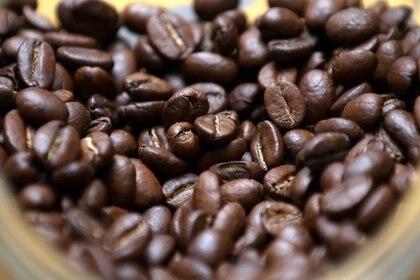 Foto de referencia: Granos de café en Bogotá, Colombia (REUTERS/Luisa Gonzalez)