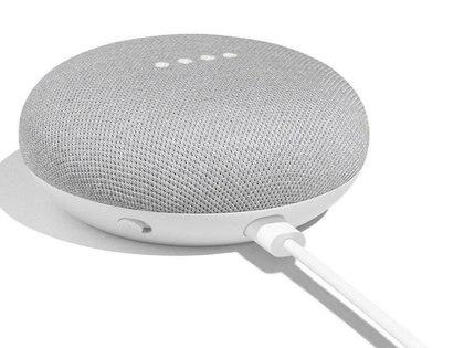 """El modelo de entrada de Google """"Home Mini"""" cuesta USD 49 en los EEUU"""
