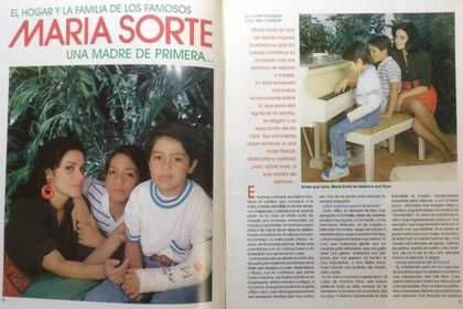(FB:  María Sorté Oficial)