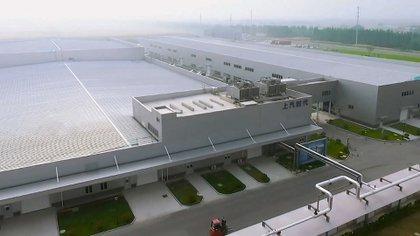 Su producción es 100% china (MG)