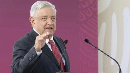 El mandatario señaló que aunque tienen miedo no son cobardes y harán frente a la violencia y los grupos criminales  (Foto: Presidencia de México)