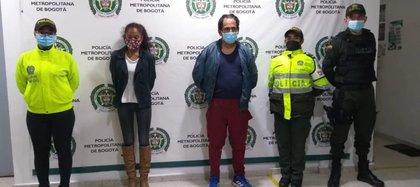Captura de Carolina Galván y Nilson Díaz. Foto: Policía Nacional