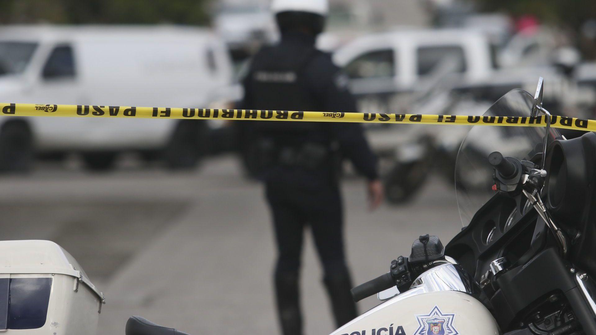 escenas del crimen Baja California (Foto: Cuartoscuro)