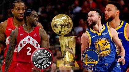 Los Toronto Raptors y los Golden State Warriors, protagonistas de las Finales de la NBA 2019