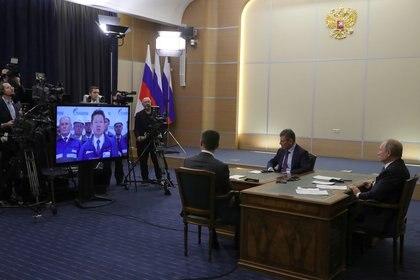 """El comienzo de los suministros es un """"acontecimiento histórico tanto para Rusia como para China"""", subrayó Putin en una videoconferencia con su homólogo chino y con las estaciones compresoras de gas a ambos lados de la frontera entre los dos países"""