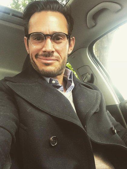 Poncho Barbosa es padre de tres hijas; actualmente está divorciado (Foto: Instagram@ponchobaca)