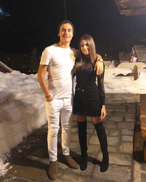 Antonella y el crack de Juventus tuvieron un breve impasse en su relación, pero en la pasada Navidad se volvieron a mostar juntos. Foto: Instagram.