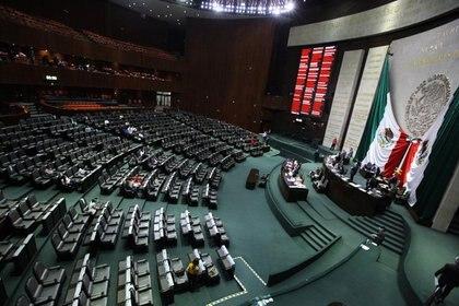 14/10/2020 La Cámara de Diputados de México POLITICA CENTROAMÉRICA MÉXICO LATINOAMÉRICA INTERNACIONAL EL UNIVERSAL / ZUMA PRESS / CONTACTOPHOTO
