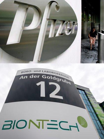 Pfizer y Biontech tienen una vacuna avanzada que será probada en Argentina - EFE/ Archivo