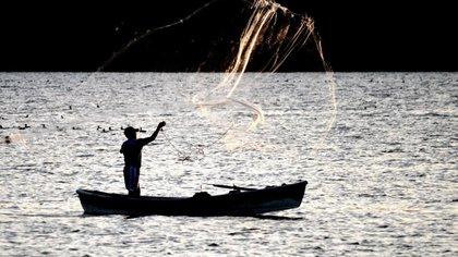Pesca ribereña Foto: Elizabeth Ruiz/Cuartoscuro