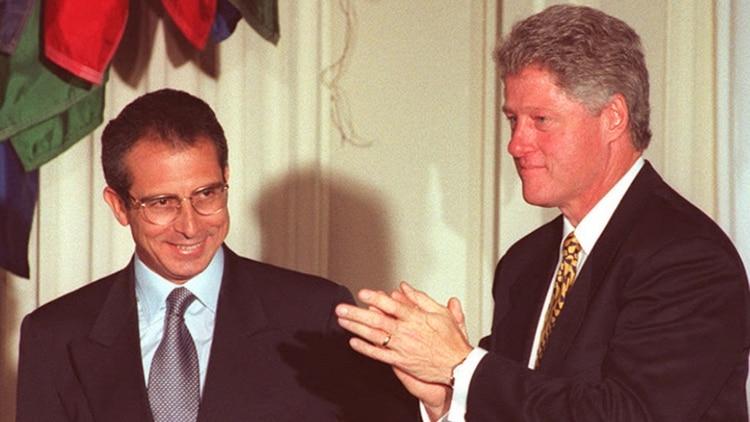 El tema resurgió cuando Ernesto Zedillo y Bill Clinton negociaban el Tratado sobre la Delimitación de la Plataforma Continental.