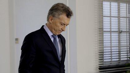 Macri, el primero presidente argentino que busca la reelección y no lo logra