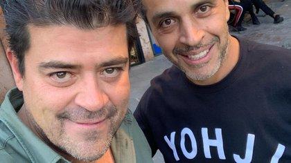 Jorge Van Ranking se convirtió en padre recientemente  (Foto: Instagram @burrovan)