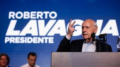 Roberto Lavagna fue candidato a presidente en las últimas elecciones nacionales (Adrián Escandar)