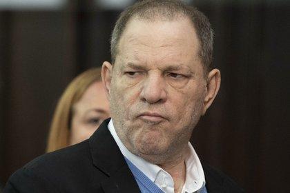Harvey Weinstein(AFP)