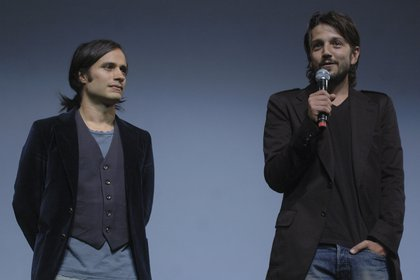 Los actores han hecho diversos proyectos juntos (Foto: Francisco Rodríguez/Cuartoscuro)