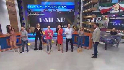 "Drake bailó ""La Bamba"" junto a Maribel Guardia (Foto: YouTube)"