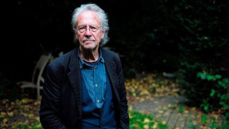 Peter Handke, premio Nobel de Literatura 2019 (EFE)