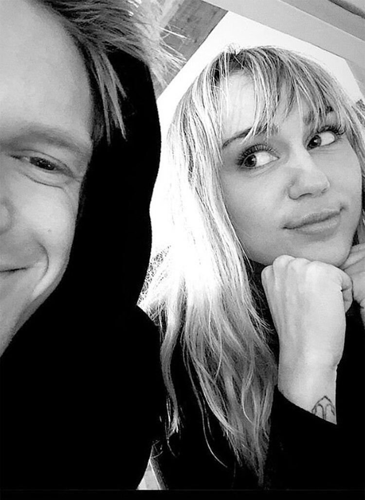 Cody Simpson y Miley Cyrus llevan tres meses de relación (Foto: archivo)