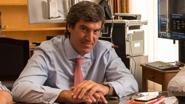 El procurador del Tesoro Saravia Frias