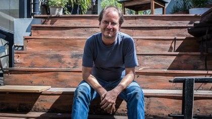Martín Kohan (Foto: Martín Rosenzveig)