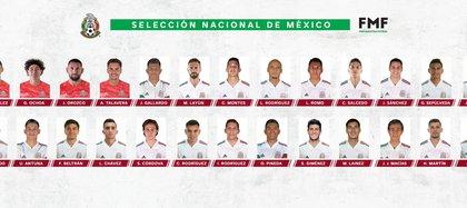 La Dirección General Deportiva del conjunto tricolor dio a conocer los 23 convocados  (Foto: FMF)