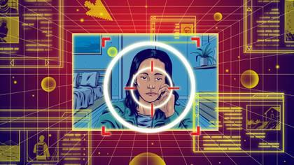 El tesoro de datos de los teléfonos ayudaría a identificar y aislar los casos de COVID-19, pero al precio de la privacidad. (Glenn Harvey / The New York Times)