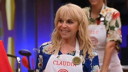 Claudia Villafañe es una de las favoritas para ganar Masterchef Celebrity