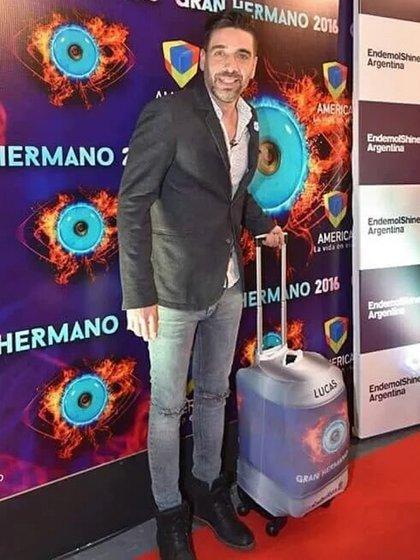 "Lucas Tisera fue participante de ""Gran Hermano 2016"""