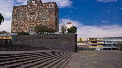 La UNAM es la segunda mejor universidad de Iberoamérica (Foto:: Wikipedia)