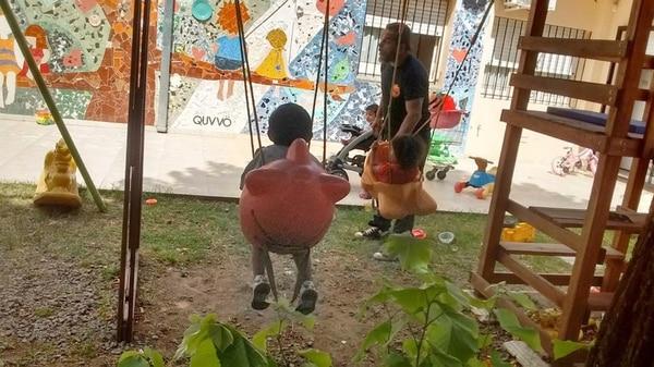 Casa Manu alberga en la actualidad a 22 niños y niñas
