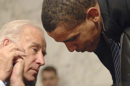 Como vice de 2008 a 2016, Biden tuvo una excelente relación con Barack Obama, quien le entregó la Medalla de la Libertad. (Shutterstock)