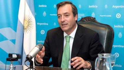 """Martín Soria: """"Sería bueno que la Corte Suprema actúe rápidamente y solucione este conflicto que es político"""""""