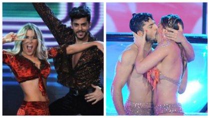Del show en el Bailando al amor verdadero: Facundo Mazzei recordó su relación trunca con Jimena Barón