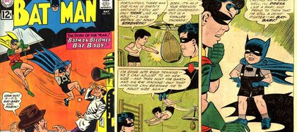 Bat-Baby, Batman #147