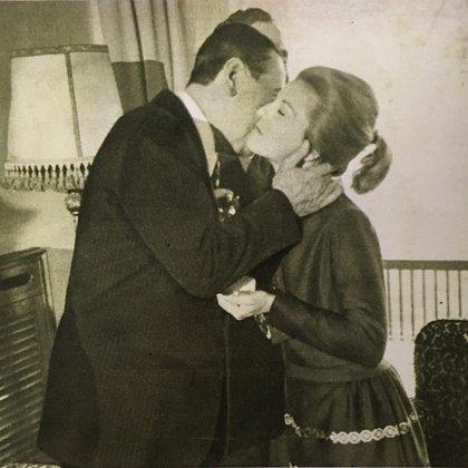 Se casaron el 15de noviembre de 1961 en la España de Francisco Franco ¿Era necesario? Para los sentimientos de ambos, no. Pero la dictadura franquista condenaba el concubinato