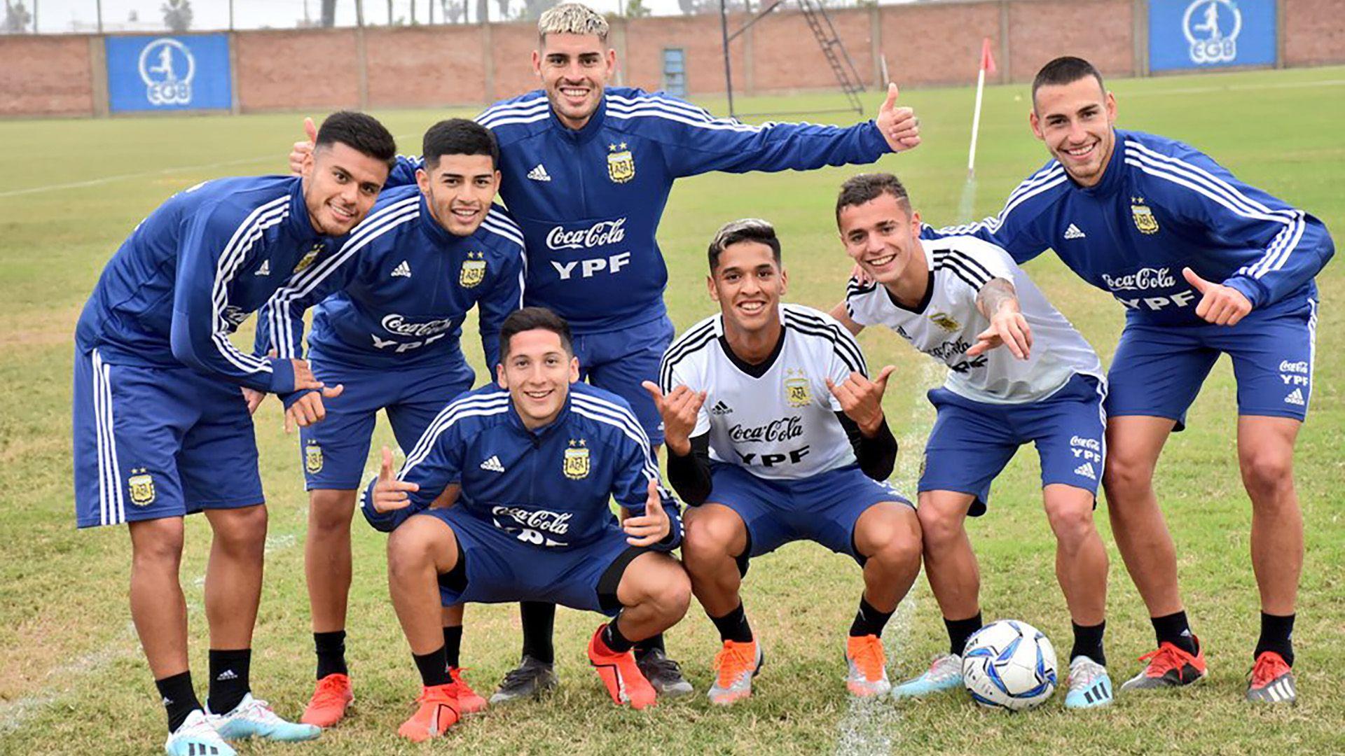 La Selección Sub 23 debutará ante Ecuador en los JJPP de Lima