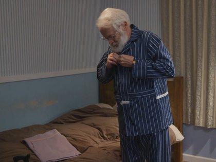 eSkin, pijamas inteligentes que, en caso de que el usuario sufra una caída, manda un mensaje al móvil de su contacto de emergencia.