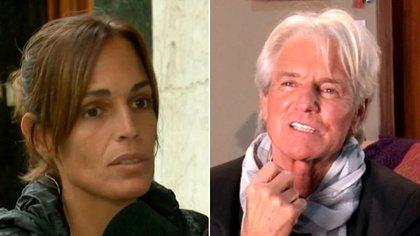 Verónica Monti y Sergio Denis, eran parejas hasta antes del accidente