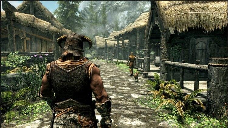 Es un RPG del tipo mundo abierto desarrollado por Bethesda Game Studios