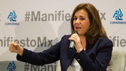 """La magistrada Mónica Aralí Soto Fregoso consideró que """"la autoridad responsable actuó de manera debida al negar el registro (Foto: Moisés Pablo/Cuartoscuro)"""