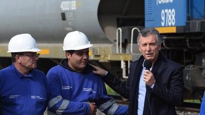 El presidente Mauricio Macrihabilitó ayer desde Santa Fe el debate parlamentario a sus legisladores