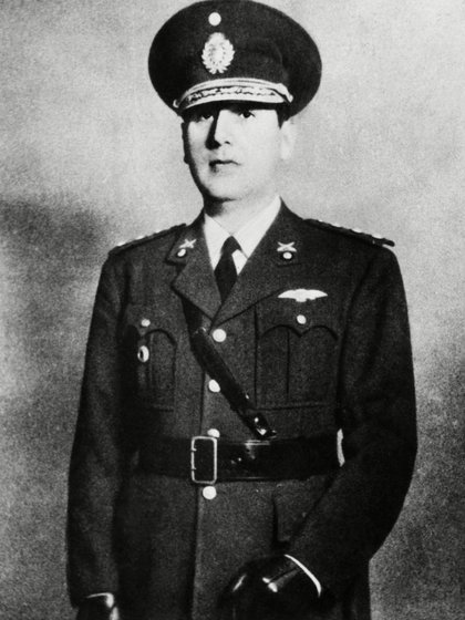 Juan Domingo Perón (Photo by Everett/Shutterstock (10307636a)