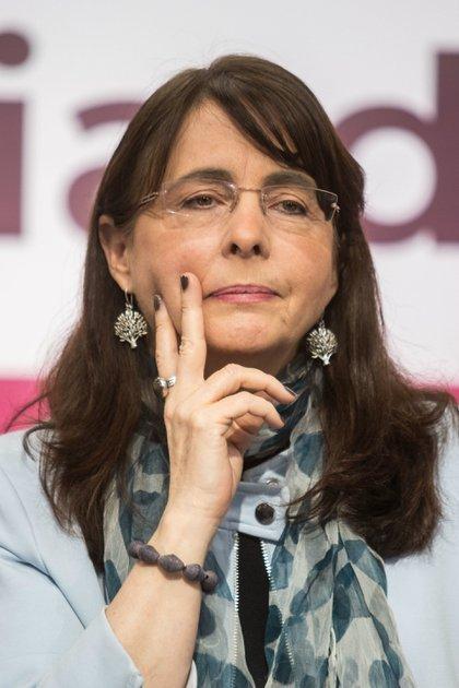 María Elena Álvarez-Buylla es la actual directora de Conacyt (Foto: cuartoscuro)