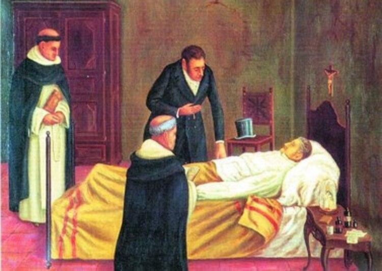 La salud de Manuel Belgrano y sus últimos días - Infobae