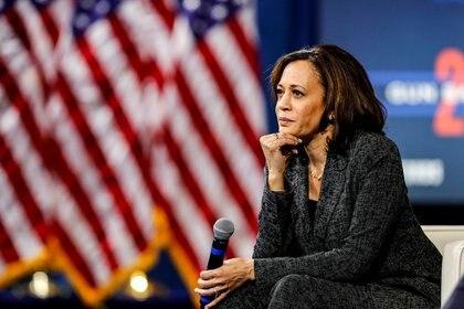 Kamala Harris escogida por Joe Biden, como su compañera de formula vicepresidencial