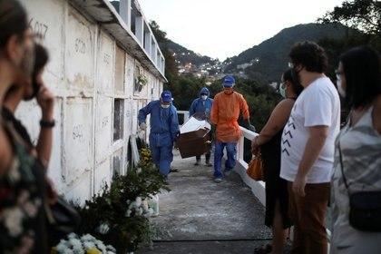 Brasil es el segundo país más afectado por el coronavirus en todo el mundo (REUTERS/Pilar Olivares)
