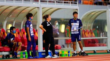 Martínez ansía regresar a Europa para seguir desarrollando su carrera como entrenadora (@SuzukaPG)
