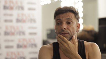 """El actor confesó que siente que durante la cuarentena """"hay que sobrevivir"""""""