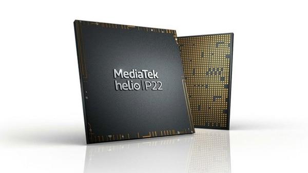 Helio P22 es un procesador de 12 nanómetros